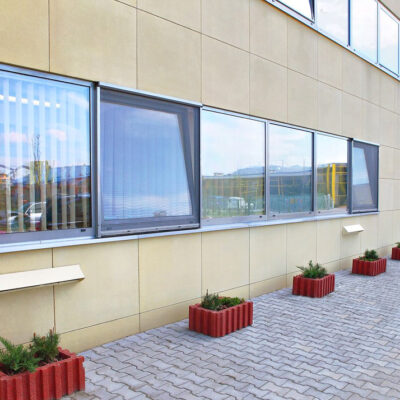 Metallfenster / Aluminiumfenster