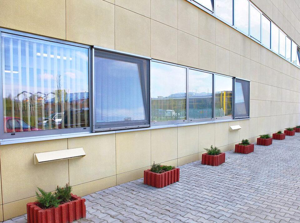 Aluminium Fenster Haus Ruchti Aerni
