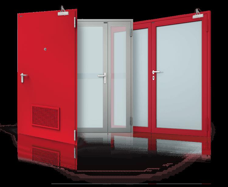 Brandschutztore / Brandschutztüren
