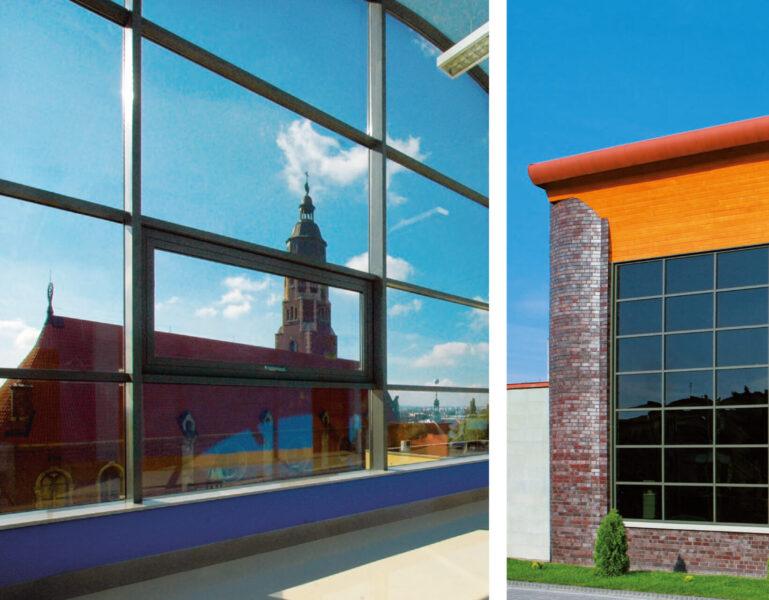 Rahmenlosen Fenster Wisniowski